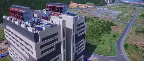 阿里巴巴云数据中心