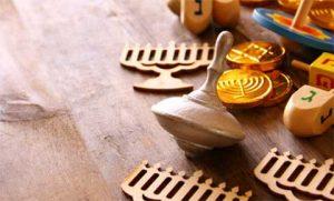 Hanukkah优化:它仍然是字符串,而不是物体