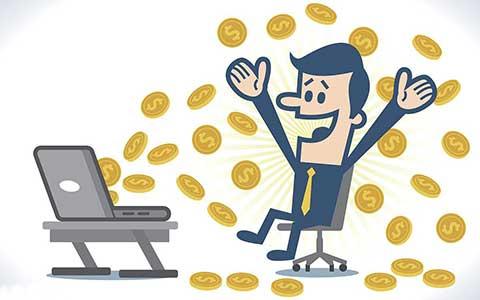 用您的网站来赚钱的35种途径